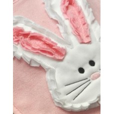 Raggy Easter Bunny Applique