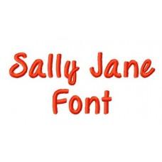 Sally Jane Font