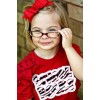 Exclusive SCHOOL ROCKS Double Applique