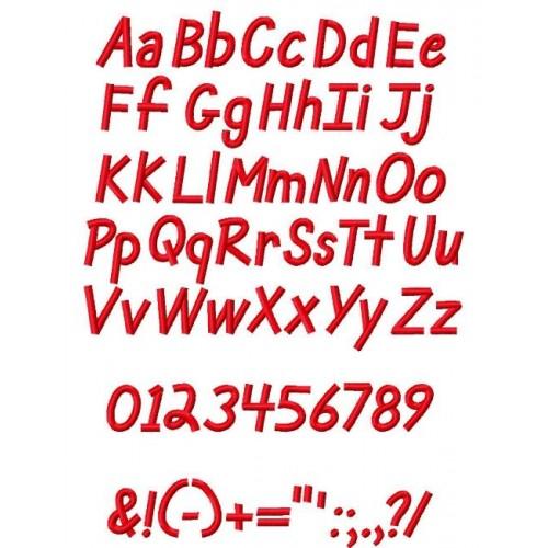 Smarties Font - #traffic-club