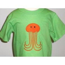 Ric Rac Sea Creature Applique