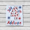 July 4th Applique