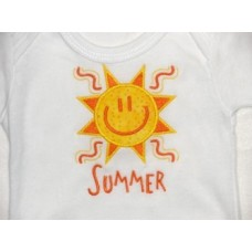 FREE - Summer Sun Applique