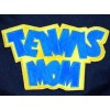 Exclusive TENNIS MOM Double Applique