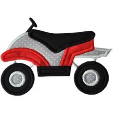 ATV 4 Wheeler Applique
