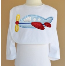 Airplane Applique