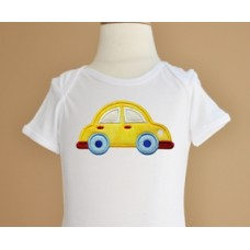Cute Car Applique