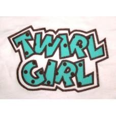 Exclusive Twirl Girl Double Applique
