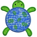 Swirly Sea Turtle Applique