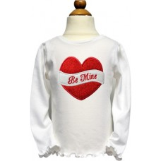 Heart Banner Applique