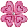 Love Flower Applique