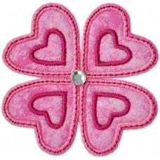Love Flower Applique