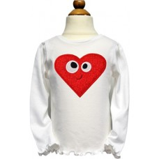 Silly Sweet Heart Applique