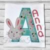 Bunny Applique Font