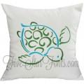 Stylistic Sea Turtle