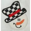 FREE - Snowman Applique Design