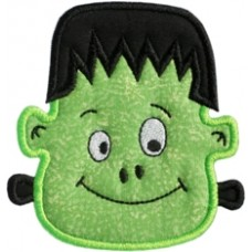 Sweet Halloween Monster Applique