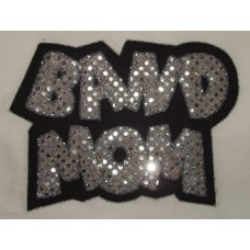 Exclusive BAND MOM Double Applique