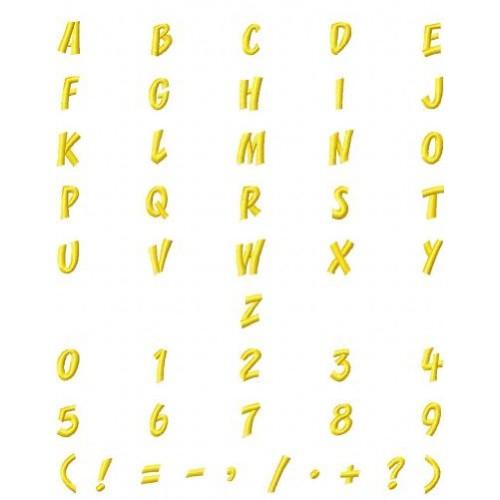 Construction Font