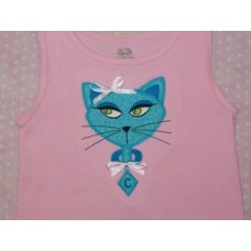 Diva Kitty Applique PLUS Monogram Font