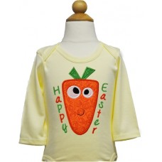 Silly Sweet Carrot Applique
