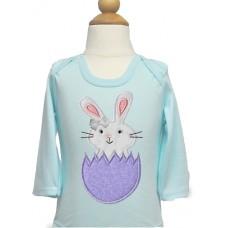 Easter Bunny Egg Applique