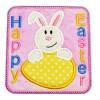 Bunny Egg Peeker Applique