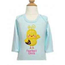 Football Chick Applique