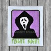 Ghoul Fright Night Applique