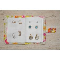 Jewelry Earring Wallet In the Hoop