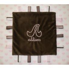 FREE Ribbon Blanket Tutorial