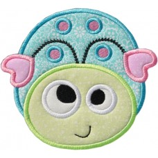 Silly Sweet Bug Applique
