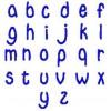 Stack Name Lower Case Font 5 (Shannon Font)