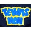 Exclusive TENNIS MOM Double Applique