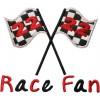 Race Flags Applique
